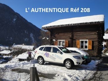 LE CHÂBLE  --> L'authentique